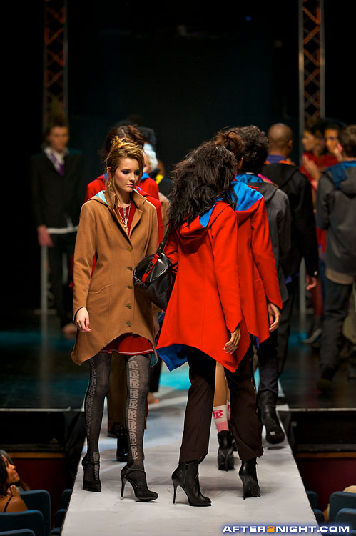 Next image from Bruno Ierullo 'The Last Rebel' Fashion Show, Fall/Winter 2011-2012
