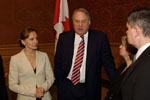 Photo from Russian Speaking Congress of Canada visits Ottawa